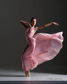 Violetta Zhirova, Vaganova Ballet Academy - Photographer Gene Schiavone