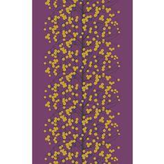 Marimekko Short Lumimarja Purple Tablecloth  $63.00
