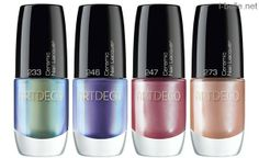 Spring/Summer 2014: ArtDeco Love is in the Air Collection - Ceramic Nail Lacquer