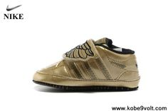 Latest Listing Discount Adidas X Jeremy Scott Kids JS Wings Shoes Gold Basketball Shoes Shop