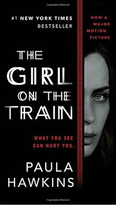 The Girl on the Train (Movie Tie-In) By Paula Hawkins | Used - Very Good | 9780735212169 | World of Books