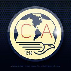 b14b2d3f940 69 mejores imágenes de Escudos Club América
