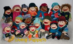 Handpoppen! Softies, Plushies, Wild Animals, Farm Animals, Diy Doorstop, Living Puppets, Hand Puppets, Stuffed Toys, Teddy Bears
