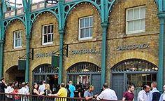 London's Hottest Restaurants - Shake Shack