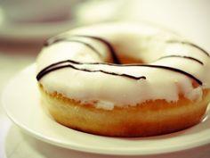 Глазурь для пончиков белая в домашних условиях