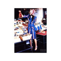 Righe colorate - Vogue.it found on Polyvore