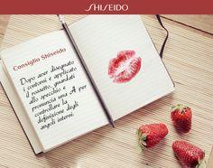 #Labbra perfettamente truccate? #Shiseido #makeup www.shiseido.it