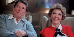 Charming new book has front-row seat with President and Nancy Reagan on 'movie night'