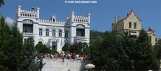 Neogothic style Town Hall and the Municipal Garden Town Hall, Macedonia, Planet Earth, Places To Travel, Places Ive Been, Sailing, Greece, Boat, Magic