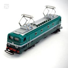 WESA 180 SNCF Lokomotive - cyan74.com vintage and pop culture | SOLD
