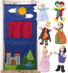Royal Family Hand Puppets Special | Puppets | Magic Cabin