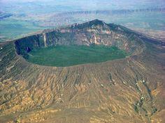 Menengai Crater,Kenya