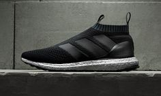new products a69a5 0ed73 Adidas Ace 16+ Purecontrol Ultra Boost Adidas Sneakers, Sko Sneakers,  Sneakers Mode,