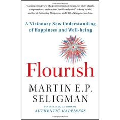 Flourish builds on Dr. Seligman's game-changing work on optimism, motivation, and character to show how to get the most out of life, unveiling an electrifying new theory of what makes a good life—for individuals, for communities, and for nations. In a fascinating evolution of thought and practice, Flourish refines what Positive Psychology is all about.