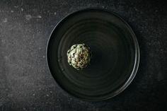 Thrown plate by Modern Craft Workshop