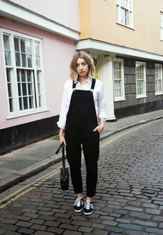 EASTER WEEKEND: DUNGAREES MADE EASY | STYLE & WELL BEING