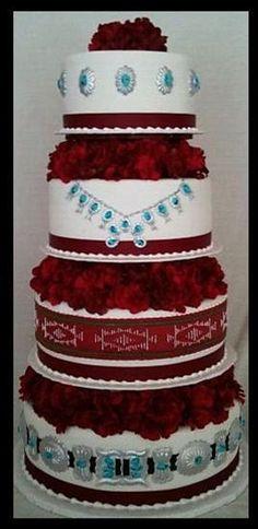 Native Cakes - Wedding
