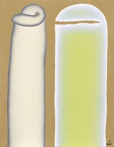 Two Shapes by Sadamasa Motonaga