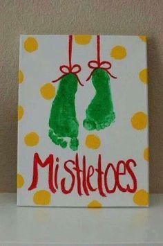 Cute little idea for the boys....
