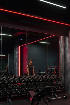 Homemade Gym Equipment, Dream Gym, Gym Club, Mma Gym, Gym Interior, House Extension Design, Home Gym Design, Gym Decor, Gym Room