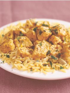 Quorn Korma. I would usually use Greek yoghurt in my currys but I think I will use Coconut Cream with the korma!