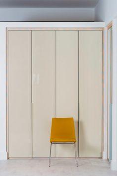 Light Dove Grey Gloss Lacquer Doors