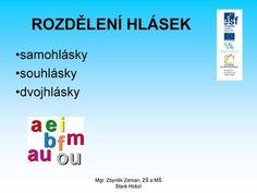Mgr. Zbyněk Zeman, ZŠ a MŠ Staré Hobzí> Bar Chart, Bar Graphs