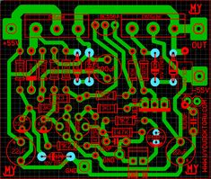 Electronic Circuit Projects, Audio Amplifier, Bending, App, Apps