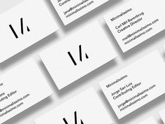 white minimalist design