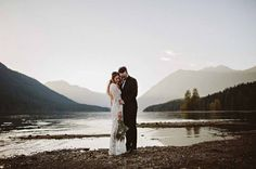 You may rememberBethany + Coryfrom their gorgeous double engagement session feature we shared last year. We're excited to continue along on their journey today, by sharing their s-t-u-n-n-i-n-g Washington campground wedding, captured to perfection byBenj Haisch.The location just cannot be beat + we're pretty smitten with the details + their styling. (Just wait until you […]