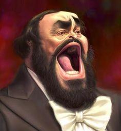Cantantes de todos los Tiempos: Luciano Pavarotti - Biografia