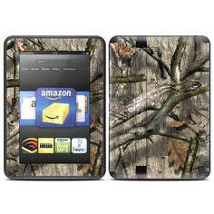 Treestand Design Protective Decal Skin Sticker for Amazon Kindle Fire HD 7 inch eBook Reader by MyGift. $19.99