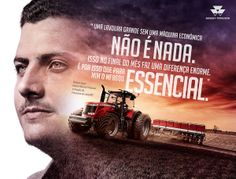 CAMPANHA MASSEY FERGUSON - 2014 on Behance