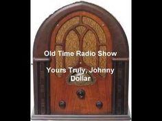 Old Time Radio Johnny Dollar Shady Lane Matter 1