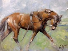 Oil sketch on panel 170117 Bellavita Quattro x Now or Never / Cath Driessen