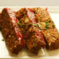 Chickpea Loaf Recipe — Plant Punk Kitchen