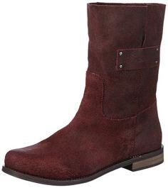 Fornarina Dionne - Botas Antideslizantes de cuero mujer: #Botas #Calzado #Zapatos #Fornarina