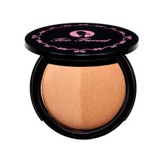 Too Faced Caribbean In A Compact - Sun Bunny ($29) ❤ liked on Polyvore