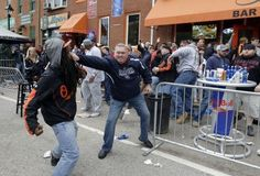 Violent protesters terrorize fans outside Camden Yards during Baltimore Orioles-Boston Red Sox game Ferguson Riot, Boston Red Sox Game, Baltimore Riots, African American News, Camden Yards, Big Government, Rage, Racing, Sports