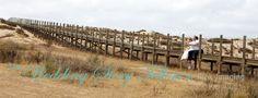 Bridge from Dunas Douradas Beach Club to the Beach