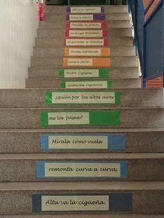 Biblioteca Altagracia: ESCALERA LECTORA DE GERARDO DIEGO