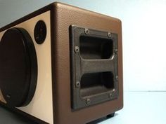 Picture of Final Thoughts Audio Box, Audio Speakers, Boombox, Usb Flash Drive, Bluetooth, Thoughts, Diy, Project Ideas, Projects