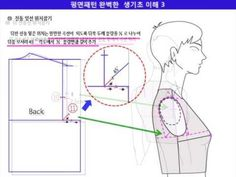 평면패턴의 이해7 - 소매 기본원형 - YouTube Costume Patterns, Coat Patterns, Clothing Patterns, Sewing Patterns, Pattern Drafting, Fashion Sewing, Pattern Making, Fashion Sketches, Sewing Hacks