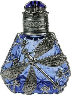Bleu perfume bottle