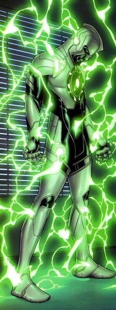 Capitão Marvel/Mar-Vell da Raça Kree.