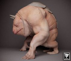 ArtStation - Creature, Matthew Kean