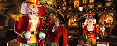 Add even more magic to your visit with this unique EPCOT holiday experience at Walt Disney World.