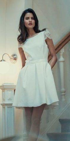 4027576d5a47e 7 Best Petite Bride Wedding Dress Short style images in 2016 ...