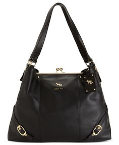 Emma Fox Handbag, Dressage Frame Shoulder Bag - Love this bag!!! Have it in a different color, literally best bag I've ever owned.