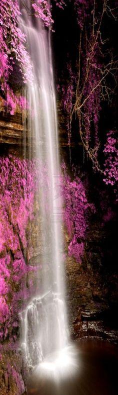 """Glencar Falls, Ireland"""